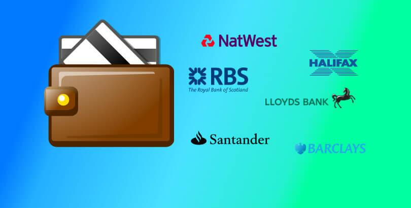 Banko saskaita UK