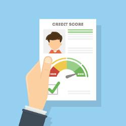 kredito ataskaita