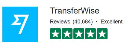 Transferwise atsiliepimai
