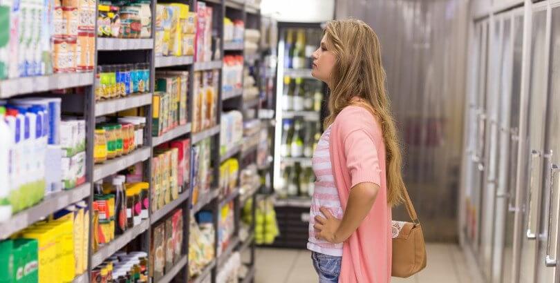 Kaip sumažinti mėnesines išlaidas maistui?