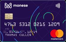 Monese kortelė