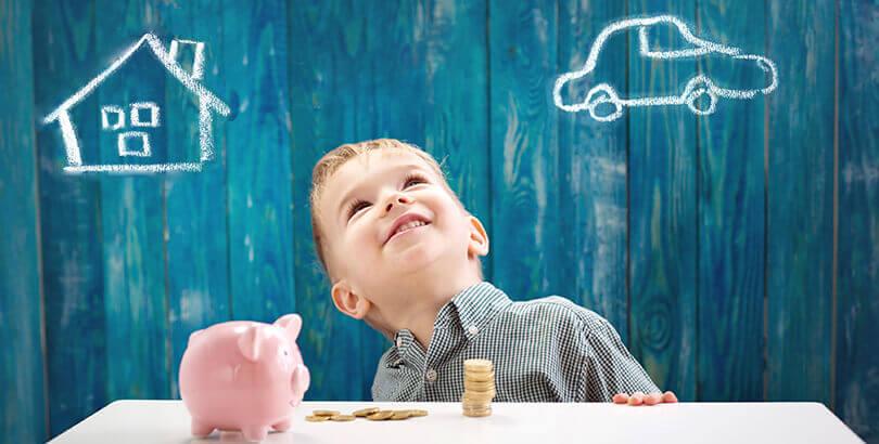 Kaip taupyti vaikų ateičiai? Junior ISA taupymo ir investavimo programų apžvalga