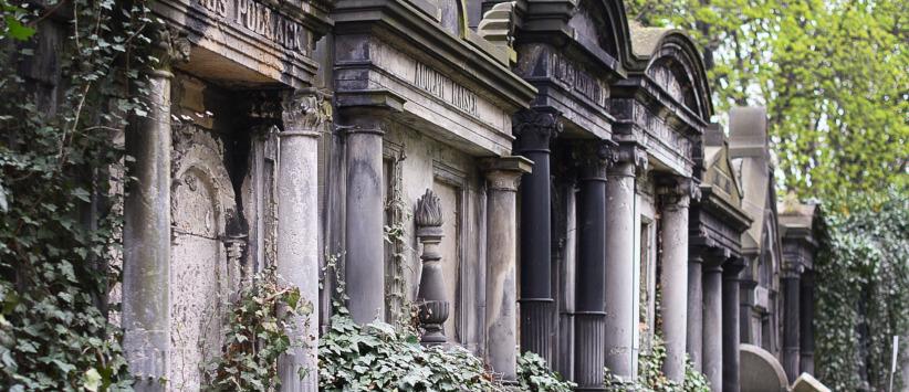Highgate kapinės Londone