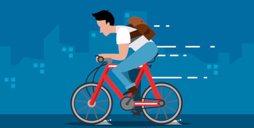 Kiek galima sutaupyti, jei keliauti į darbą dviračiu?