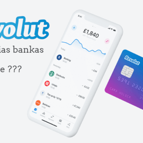 Revolut kortelė – kelionėms, pinigų pervedimams ir kasdieniam naudojimui