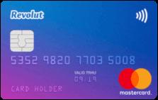 Revolut išankstinio apmokėjimo kortelė