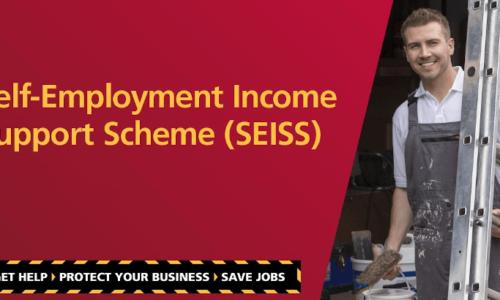 Finansinė parama dirbantiems Self-employed