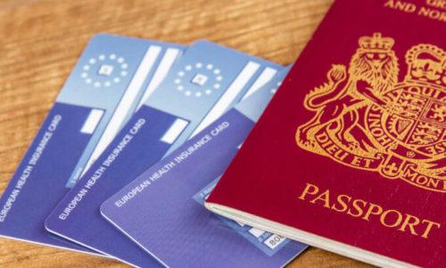 Europos sveikatos draudimo kortelė keičiama nauja kortele