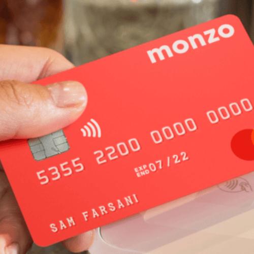 Monzo kortelė – elegantiškas ir lengvas būdas valdyti savo pinigus